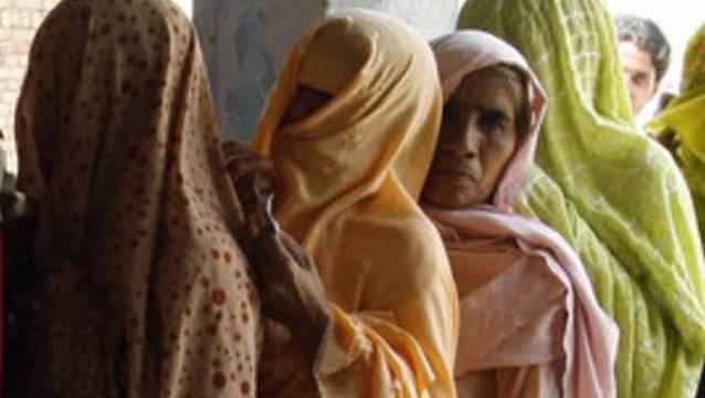 Alle 15 Minuten wird in Indien eine Frau oder ein Mädchen vergewaltigt. (Symbolbild)