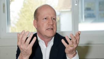 Karl Brander ist bei der kantonalen Wirtschaftsförderung zuständig für das Ansiedlungsgeschäft und auch verantwortlich für die Anlaufstelle Schweiz China Services.