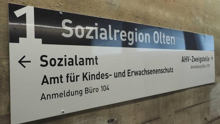 Die Gemeinde Trimbach überlegt sich einen Wechsel