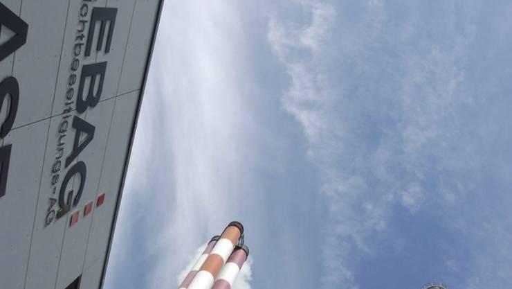 Kehrichtverbrennungsanlage Zuchwil: Die London-Reise der Kebag-Spitze soll Erkenntnisse über die neusten Technologien vermitteln.  mT Kehrichtverbrennungsanlage Zuchwil: Die London-Reise der Kebag-Spitze soll Erkenntnisse über die neusten Technologien vermitteln.  mT
