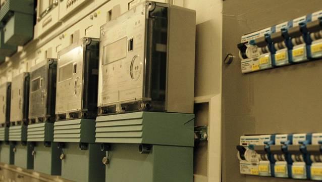 Die Stromzähler in Gansingen werden künftig von der AEW Energie AG abgelesen. archiv