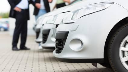 Rückgang der Autoverkäufe verlangsamt sich