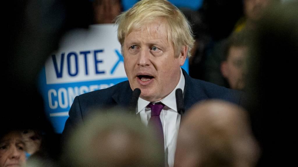 Letzte Umfrage zur Wahl in Grossbritannien: Labour holt auf