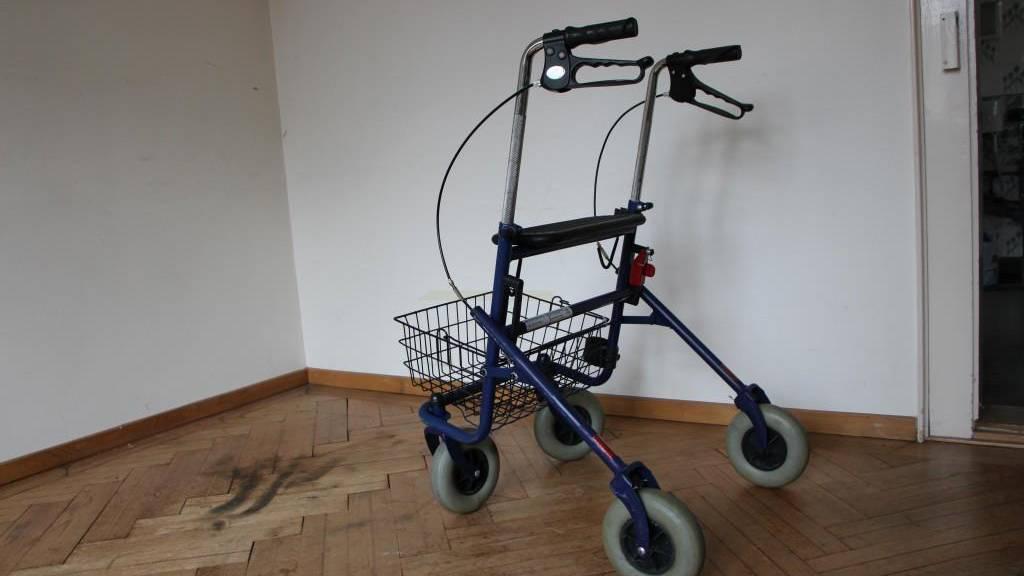 Rentnerin stiehlt einer anderen den Rollator – und wird verurteilt