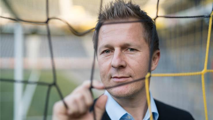 Christoph Spycher: Sportchef bei den Young Boys.