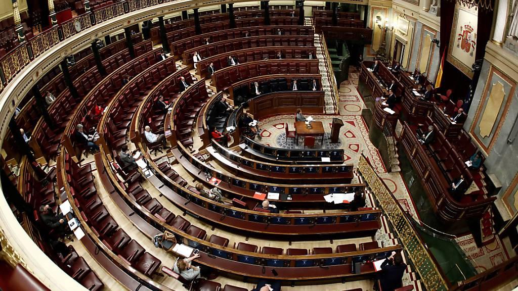 Strenges Ausgangsverbot wird in Spanien bis 11. April verlängert
