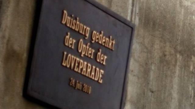 Gedenktafel in Duisburg