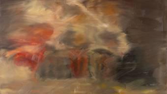 Gerhard Richter: Verkündigung nach Tizian (344/1); das erste der vier Bilder des Zyklus, den das Kunstmuseum im Mai 2014 erwerben konnte.