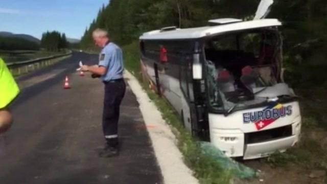 Tödlicher Leichtsinn bei Eurobus-Drama