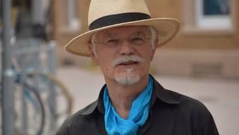 Amtet ab März als «Burgschreiber»: Markus Manfred Jung.