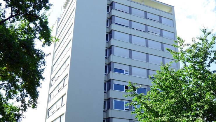 Noch steht das Gebäude beim Spital Limmattal, in dem sich bis 2009 die Schwesternschule  Theodosianum befand.