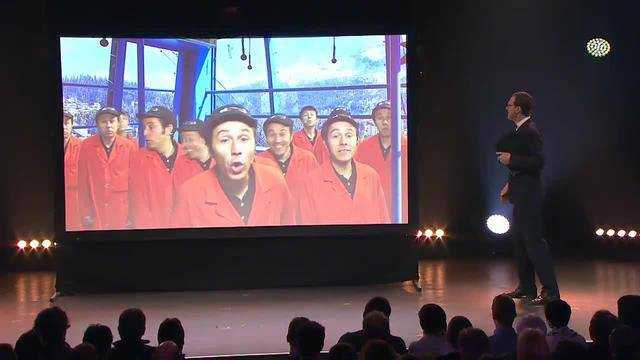 Best of Arosa Humor-Festival 2015 - Teil 1