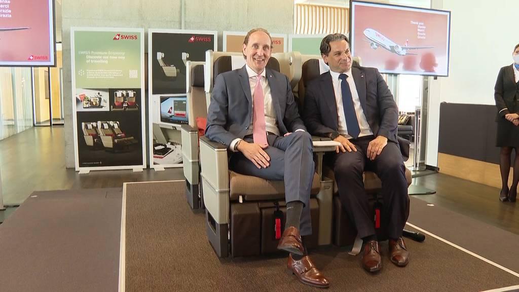 Economy Premium: Swiss führt neue Klasse ein