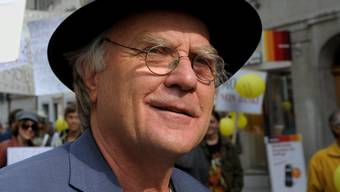 Samuel Widmer, Psychiater und Leiter der Kirschblütengemeinschaft.
