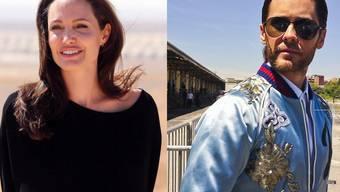 Hat Hollywood ein neues Traumpaar? Zumindest wird Angelina Jolie (links) und Jared Leto derzeit eine Affäre nachgesagt. (Archivbilder)