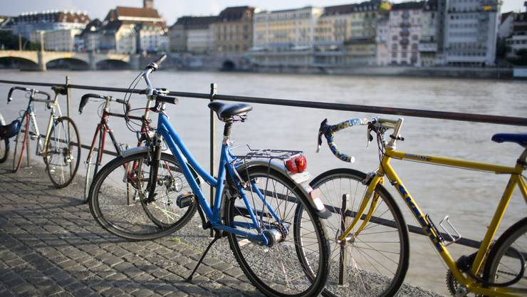 «Bei schönem Wetter am Kleinbasler Rheinufer ist das Chaos komplett.» (Archivbild)