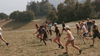 Jungwacht-Blauring und Pfadigruppen gehen ins Sommerlager!