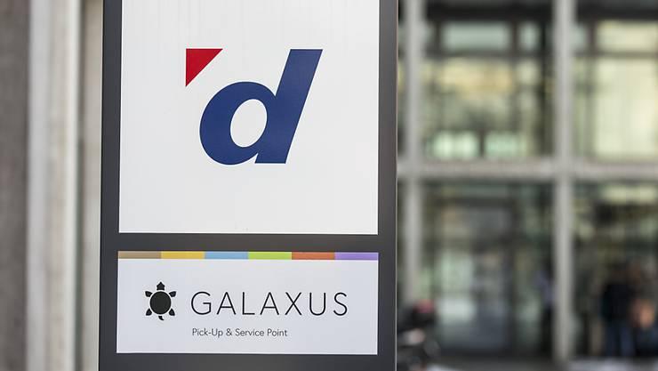 Hat 2018 mehr verkauft: die Migros-Tochter Digitec Galaxus (Archivbild).
