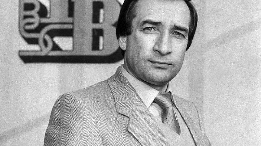 Alexander Mandziara wurde am 19. März 1984 als neuer Trainer der Young Boys vorgestellt