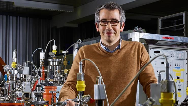 Für seine Forschung erhält Prof. Dr. Christian Rüegg eine ansehnliche Summe Fördergelder.