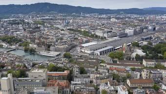 In der Stadt Zürich gibt es rund 8400 Zweitwohnungen. (Symbolbild)