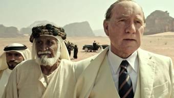 Kevin Spacey (und viel Make-Up) als Ölmilliardär Jean Paul Getty im Film «All the Money in the World».