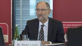 Ralph Lewin tritt aus dem Bankrat der Basler Kantonalbank zurück.
