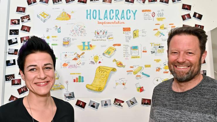 Mysign - Interview mit Reto Baumgartner und Nicole Schenk
