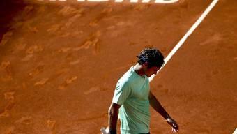 Austragungsort Madrid: Das Davis-Cup-Finalturnier 2019 findet in der Caja Magica statt - ob Roger Federer dabei sein wird, ist noch nicht klar
