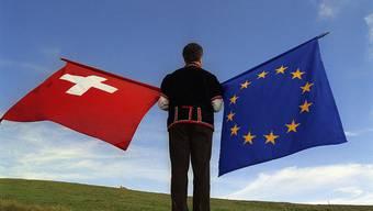 Schweizer wollen von EU-Beitritt immer weniger wissen