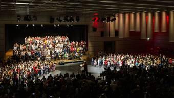 Ein Weihnachtssingen mit 600 Schulkindern: Was letztes Jahr noch selbstverständlich zum Jahresprogramm des Steinmürlis gehörte, ist dieses Jahr undenkbar.