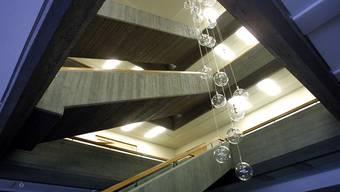 Das Gericht hatte Zweifel am tatsächlichen Geschehen: Blick ins Innere des Aargauer Obergerichts.