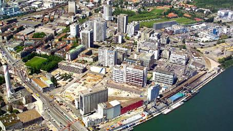 «Interkulturelle Kommunikation» zwischen Basel-Stadt (Bild) und Lörrach.