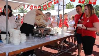 1. August-Feier 2019 in Wettingen