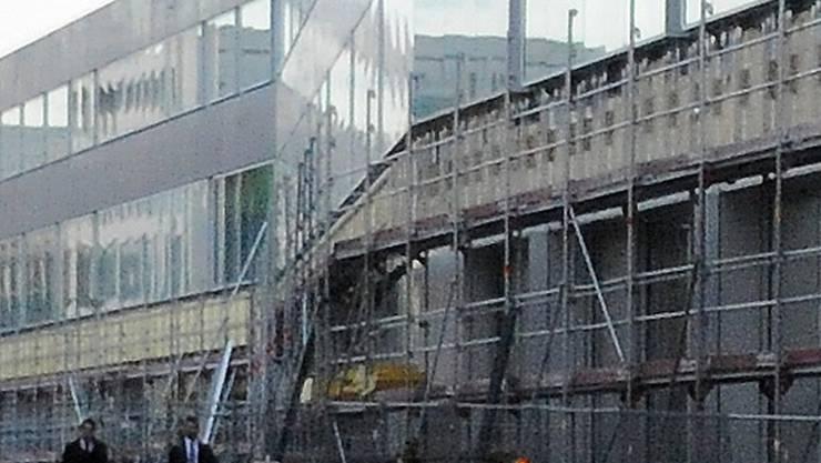 Mit dem Bezug des Neubaus in Olten soll sich die Platzsituation ein Stück weit entschärfen.
