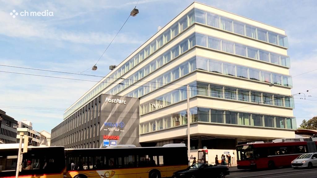 Kanton Bern eröffnet Pop-Up Testzentrum bei der Welle 7 am Bahnhof