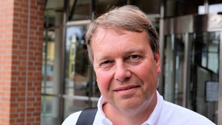 Jörg Egestorff, stellvertretender Leiter der Sektion Altlasten des kantonalen Amts für Abfall, Wasser, Energie und Luft (Awel)