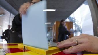 Rund 46 Prozent der Wahlberechtigten haben abgestimmt (Symbolbild)