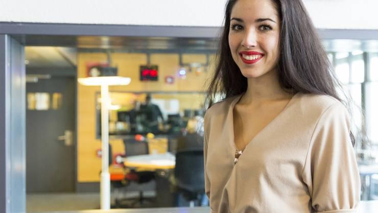 Miss Schweiz Lauriane Sallin will mithelfen, im Kanton Freiburg ein Reha-Zentrum für junge Menschen zu gründen (Archiv)
