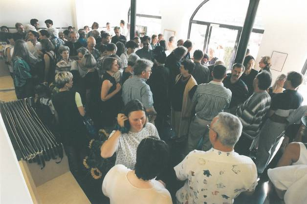Im August 1998 nahm das KulturhausOdeonin Brugg den Betrieb auf