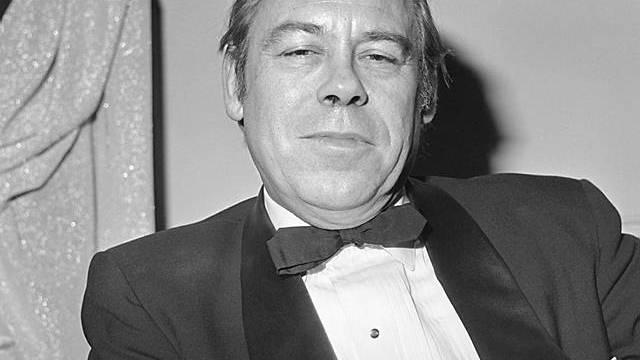 Portrait von Heiner Gautschy im 1971 (Archiv)