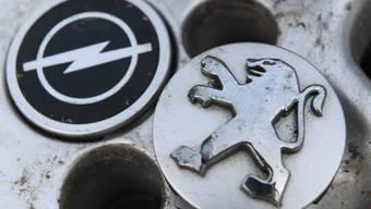 """EU-Kommission: """"Nach eingehender Prüfung"""" gibt es keine wettbewerbsrechtlichen Einwände gegen die Übernahme von Opel durch PSA."""" (Archiv)"""