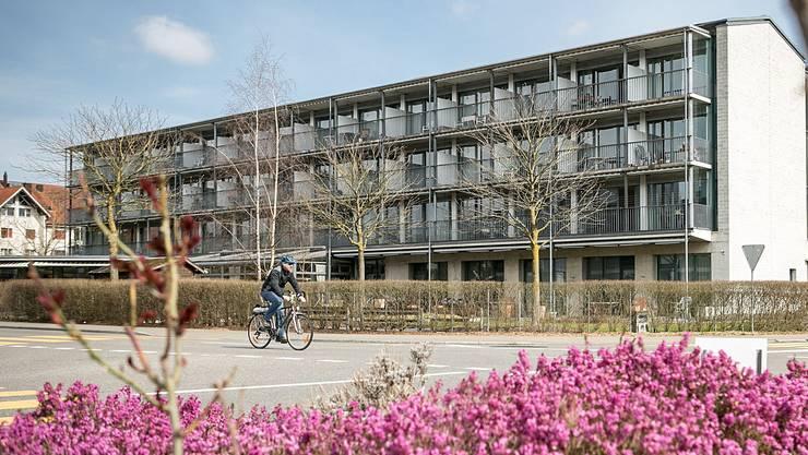 Das Alters- und Pflegeheim, das von den Gemeinden Birr, Birrhard, Lupfig und Scherz getragen wird, erlebt turbulente Zeiten. (Archiv)