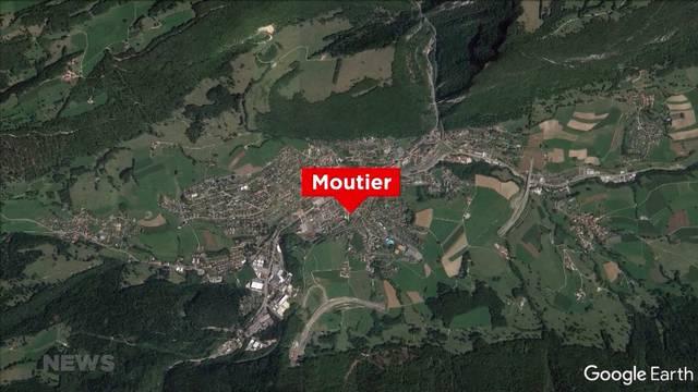 Tötungsdelikt in Moutier
