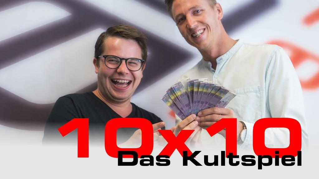 Gewinnspiel 10X10