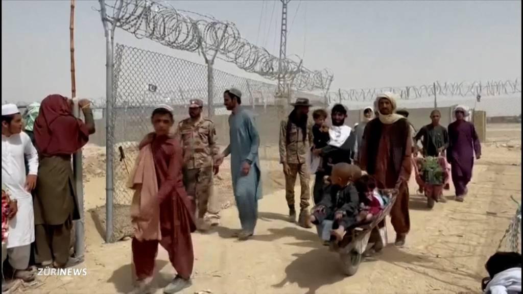 Afghanistan: Schweiz nimmt vorerst keine Flüchtlinge auf