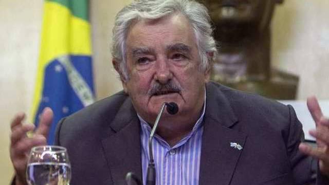Der Präsident Uruguays José Mujica (Archiv)