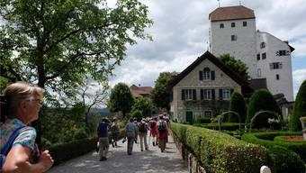 7. Etappe: Leserwanderung von Brugg nach Wildegg