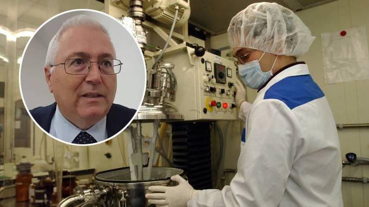 Die Produktion der Galderma Spirig AG in Egerkingen wird geschlossen. Jonas Motschi, Chef Amt für Wirtschaft und Arbeit: «Die Firma Spirig war ein Leuchtturm in der Solothurner Wirtschaft.».