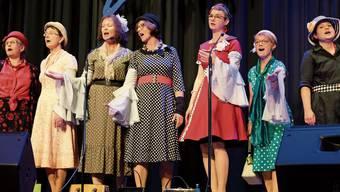 Die Merry Sisters begeisterten 750 Gäste